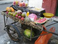 Street Vendors Barranquilla