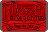 Cartagena - Pizza en el Parque
