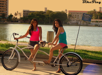 BIke Rentals from Bike Flag Cartagena Colombia