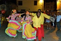 cartagena colombia traditional dancing