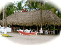 Finca Escondida in Palomino Colombia - A new Restaurant / Hostel on Palomino Beach