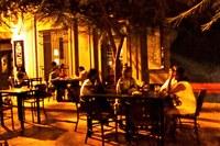 Ouzo Restaurant in Santa Marta Colombia