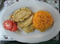 Typical Colombia Cuisine