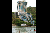 Beach Resort in El Rodadero