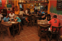 Agave Azul Mexican Restaurant in Santa Marta Colombia