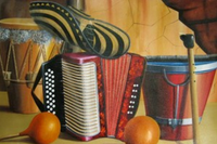 Vallenato Music of Valledupar Colombia Instruments