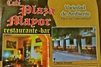 Cafe Plaza Mayor Restaurant Valledupar Colombia